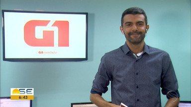 Confira os destaques do G1 Sergipe desta terça-feira (23/07) - Confira os destaques do G1 Sergipe desta terça-feira (23/07).
