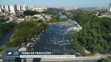 EPTV 40 anos: Piracicaba é repleta de histórias e desponta como um dos pilares da região - No ano de aniversário de 40 anos da EPTV, conheça um pouco das cidades que integram a área de cobertura da emissora.