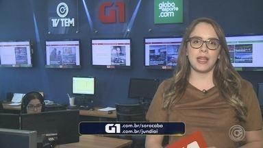 Carol Andrade traz os destaques do G1 nesta terça-feira - Carol Andrade traz os destaques do G1 nesta terça-feira (23).