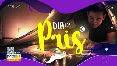 TV Integração promove campanha especial para o Dia dos Pais - Participe e surpreenda seu pai com uma homenagem.