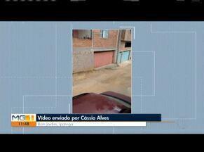 VC no MG: Morador de Ipatinga mostra problemas com asfaltamento de rua - Confira outras reivindicações enviadas pelos telespectadores.