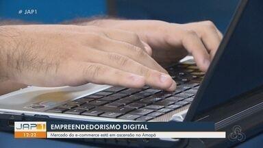 Mercado de empreendedorismo digital está em ascensão no Amapá - Avanços tecnológicos e custos mais baixos atraem investimentos.