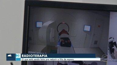 Paciente com câncer tem direito a iniciar tratamento de radioterapia em até 60 dias - Em Mato Grosso do Sul.