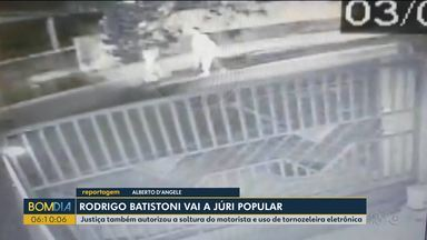 Motorista que atropelou e matou pedestre em Arapongas vai a júri popular - Motorista vai aguardar o julgamento em liberdade.