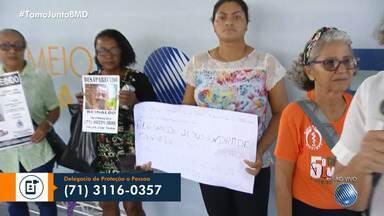 Veja o quadro de Desaparecidos desta quarta-feira - Quem tiver informações sobre as pessoas procuradas deve informar à Polícia Civil.