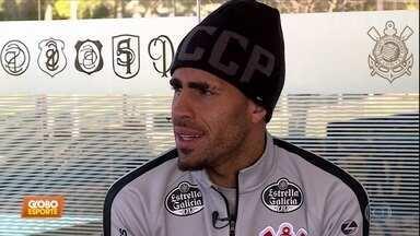 Corinthians x Wanderers: Gabriel está confiante com nova chance no time titular - Corinthians x Wanderers: Gabriel está confiante com nova chance no time titular