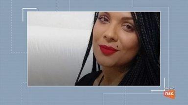 Vítima de feminicídio, Bianca Wachholz é homenageada em Blumenau - Vítima de feminicídio, Bianca Wachholz é homenageada em Blumenau