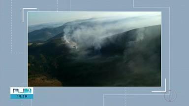 Operação 'Abafa' faz primeira autuação por incêndio em Petrópolis - Mais de 100 notificações já foram entregues.