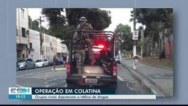 Mais de 40 suspeitos de tráfico de drogas são presos na Grande Vitória e no interior do ES - Operação conjunta das polícias Civil e Militar aconteceu em Pancas, Colatina, Baixo Guandu e na Grande Vitória, na manhã desta quinta-feira (25).