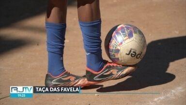 Final da Taça das Favelas acontece no sábado (27) - Disputa do título é entre os times Patativas e Gogó da Ema.