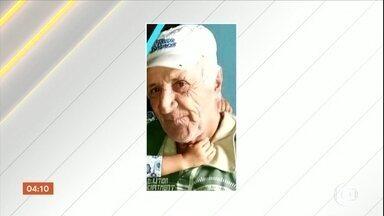 Polícia investiga a morte de idoso que foi espancado em Alagoas - As câmeras de monitoramento flagraram o momento em que ele foi espancado na rua. Só neste ano, 20 idosos foram assassinados no estado.