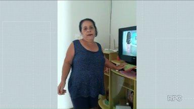 Telespectadores participam do Meio Dia Paraná - Grave um vídeo e envie para o aplicativo Você na RPC ou para o (44) 99992-7714.