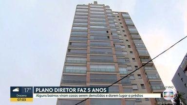 Plano Diretor de São Paulo completa 5 anos - Documento é o indicativo de como a cidade pode crescer e se desenvolver