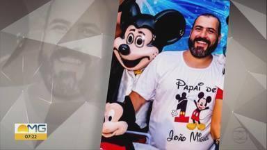 Suspeito de desviar dinheiro de tratamento do filho pretendia abrir casa de prostituição - Reportagem teve acesso a áudios enviados por Mateus Alves descrevendo este plano.