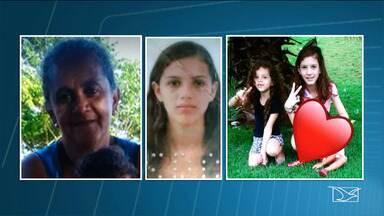 Corpos de maranhenses assassinados no Tocantins são velados em Alto Alegre do Maranhão - Depois de matar a ex-mulher, a filha e as duas netas, o assassino cometeu suicídio.