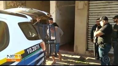 Condenado pelo assassinato do promotor Thiago Faria é preso em Mato Grosso do Sul - José Maria Pedro Rosendo Barbosa estava foragido desde fevereiro de 2019.