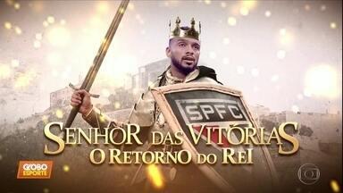O retorno do ReiNaldo! Com dois gols do lateral, São Paulo vence o Fluminense fora de casa - O retorno do ReiNaldo! Com dois gols do lateral, São Paulo vence o Fluminense fora de casa