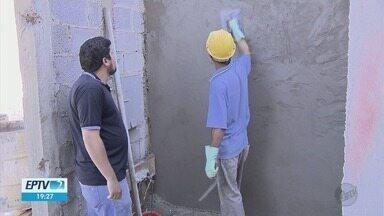 Dados do Caged mostram recuperação de empregos no setor da construção civil - Dados do Caged mostram recuperação de empregos no setor da construção civil