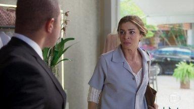 Paloma é demitida e desabafa contra Eugênia e Nana - Barraco entre Paloma e Nana