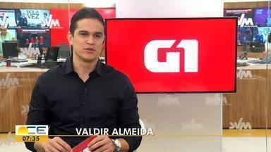 Veja os principais destaques do G1 Ceará desta quarta-feira (31) - Confira mais notícias em g1.com.br/ce