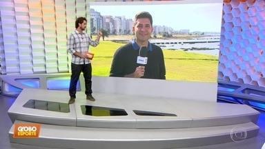 Corinthians ao vivo: Timão já está no Uruguai para jogo decisivo na Sul-Americana - Corinthians ao vivo: Timão já está no Uruguai para jogo decisivo na Sul-Americana