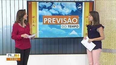 Quarta-feira será com chuva durante a noite em algumas cidades do Sul do RJ - Confira a previsão do tempo.