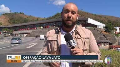 Grupo Petópolis é suspeito de pagar propinas disfarçadas de doações eleitorais - Grupo empresarial é investigado pela Lava Jato.