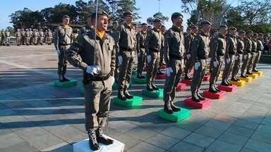 Brigada Militar forma 29 soldados em Erechim - A partir do mês que vem, policiais militares podem atuar no RS.