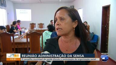Reunião define mudanças para as apresentações de fanfarras em Santarém - Ensaios para as apresentações já iniciaram com os alunos de todas as escolas.