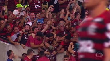 Os gols de Flamengo 2 (4) x (2) 0 Emelec pela Taça Libertadores - Os gols de Flamengo 2 (4) x (2) 0 Emelec pela Taça Libertadores