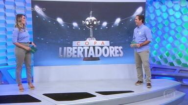 Segue o Jogo comenta noite de classificação do Flamengo em partida contra o Emelec pela Libertadores - Segue o Jogo comenta noite de classificação do Flamengo em partida contra o Emelec pela Libertadores