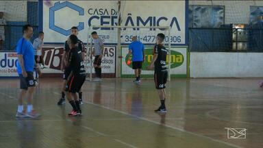Balsas e Corinthians se enfrentam pela Copa do Brasil de Futsal - Equipe maranhense enfrenta o adversário nesta sexta-feira (2), às 18h.