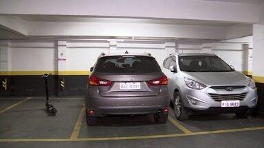 Startup lança aplicativo que busca vaga de estacionamentos para motoristas - Aplicativo busca usar espaços que não estão sendo usados em empresas e até condomínios para oferecer vagas de estacionamento para veículos.