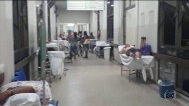 Maior hospital público do Tocantins tem 1.469 pacientes na fila de espera por cirurgia - Algums pacientes têm problemas graves e esperam há meses por uma cirurgia.