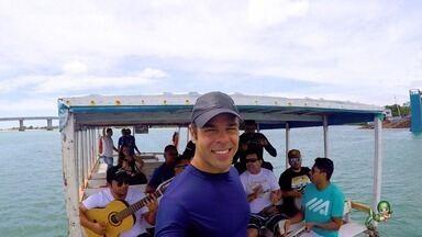 Conheça os atrativos da Barra do Ceará, em Fortaleza (bloco 2) - Tep Rodrigues mostra opções de diversão em praia da capital