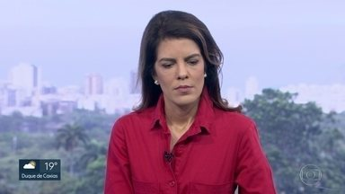 RJ1 - Edição de segunda-feira, 05/08/2019 - O telejornal, apresentado por Mariana Gross, exibe as principais notícias do Rio, com prestação de serviço e previsão do tempo.
