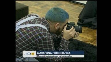 Participantes buscam prêmios na Maratona Fotográfica de Chapecó - Participantes buscam prêmios na Maratona Fotográfica de Chapecó