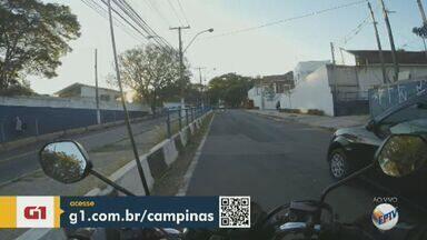 Mais um trecho do corredor de ônibus da Amoreiras fica interditado nessa terça-feira (6) - Mais de 20 linhas do transporte coletivo vão ser afetadas. EMDEC programou desvios para obra que vai durar quatro meses.
