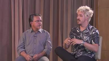 A herança musical de Pedro Morais - O cantor cresceu acompanhando os pais em shows pelo Vale do Jequitinhonha.