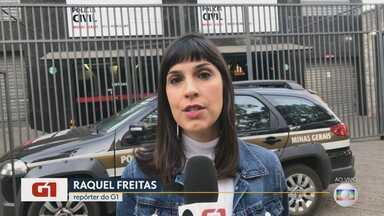 G1 no BDMG: Suspeito de cravar faca em ex é indiciado por tentativa de feminicídio - O crime aconteceu em Belo Vale, na Região Central de Minas Gerais. Vítima está internada na capital mineira em estado grave.