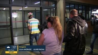 Casal é preso com 70 quilos de explosivos em Campinas - Suspeita da polícia é de que eles usariam o material em roubos de caixas eletrônicos