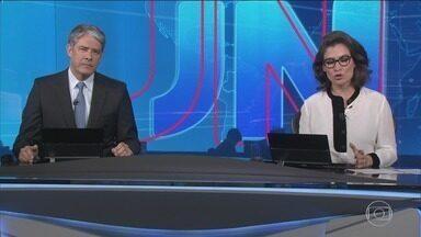 Jornal Nacional, Íntegra 09/08/2019 - As principais notícias do Brasil e do mundo, com apresentação de William Bonner e Renata Vasconcellos.