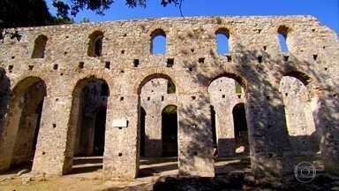 Cidade de Butrint é a que mais preserva a história da Albânia - As ruínas guardam vestígios de várias civilizações que passaram pela região. Marcas destas heranças estão por toda parte.