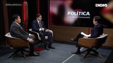 Rodrigo Maia, Davi Alcolumbre e a reforma da Previdência
