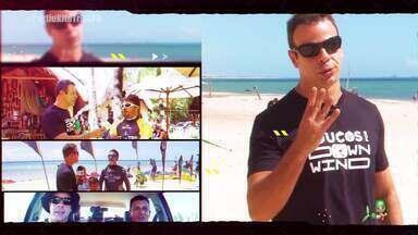 Tep Rodrigues acompanha a Kite Trip LPD de Cumbuco até Camocim (bloco 1) - Veja mais uma edição na aventura no litoral cearense