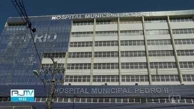 Atraso de salário e falta de estrutura prejudicam atendimento no hospital Pedro II - Prefeitura disse que hoje o atendimento está normal e que faz obras para melhorar a estrutura.