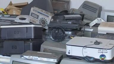 Valparaíso e Bento de Abreu realizam campanha para recolher lixo eletrônico - Valparaíso (SP) e Bento de Abreu (SP) estão realizando uma campanha para recolher lixos eletrônicos nas cidades.