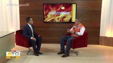Campanha Tocantins em Chamas conscientiza e fala sobre queimadas no estado - Campanha Tocantins em Chamas conscientiza e fala sobre queimadas no estado