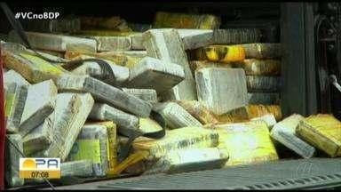 Cinco paraenses são presos em Cabo Verde com duas toneladas de cocaína em barco pesqueiro - Cinco paraenses são presos em Cabo Verde com duas toneladas de cocaína em barco pesqueiro