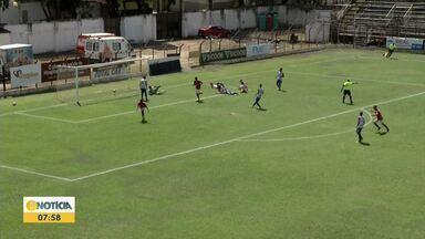 Valadares Esporte Clube e Boston City empatam na estreia da Segunda Divisão - VEC caminhava para vitória quando Jonatas Obina igualou o placar aos 50 minutos do segundo tempo; jogo ficou em 2 a 2.